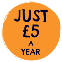 just £5 a year icon