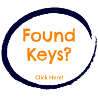 Found Keys Icon