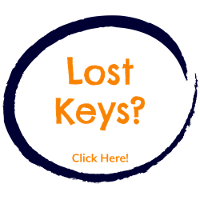 lost keys icon